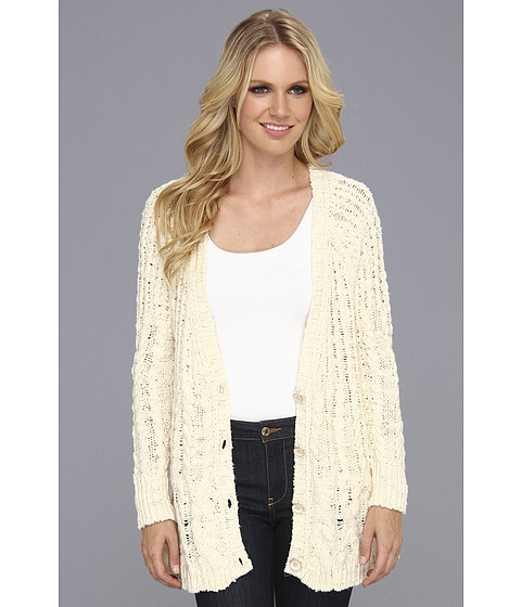 Bluze Free People - The Fable Cardi - Parchment