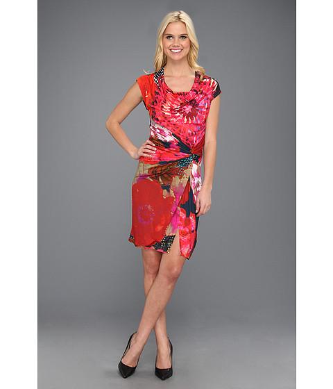 Rochii Desigual - Azucena Dress - Fresa