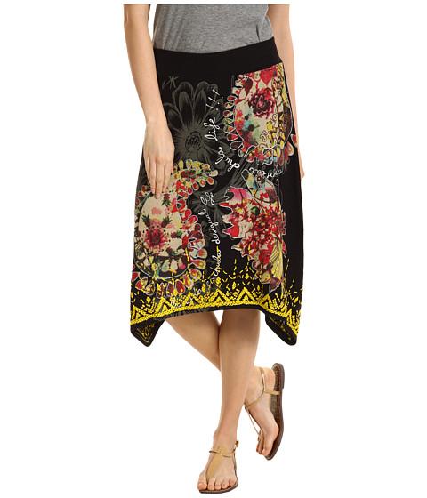 Fuste Desigual - Aurora Skirt - Negro