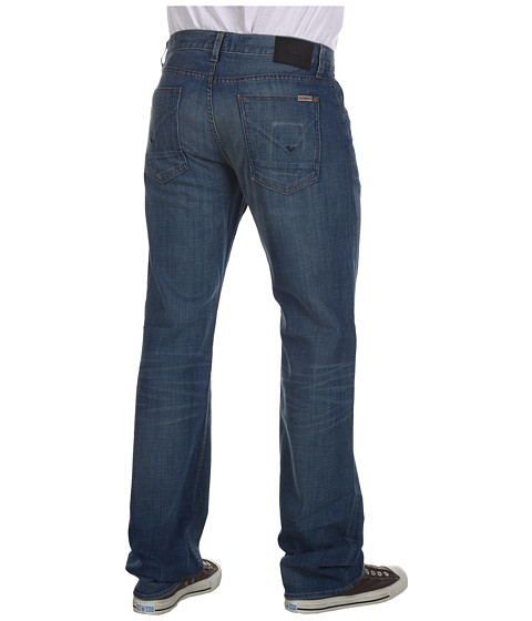 "Blugi Hudson - Buckley Five-Pocket Athletic Fit 37"" Inseam in Fenwick - Fenwick"