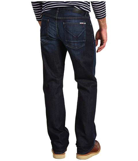 "Blugi Hudson - Buckley Five-Pocket Athletic Fit 37"" Inseam in Wickham - Wickham Wash"