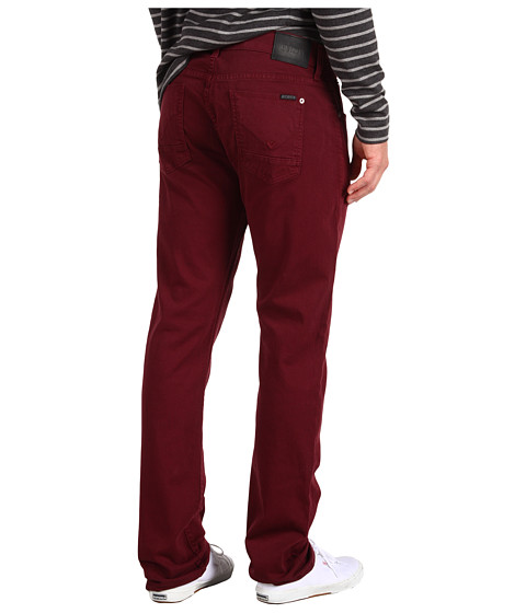 Blugi Hudson - Byron Standard Straight Colors - Port