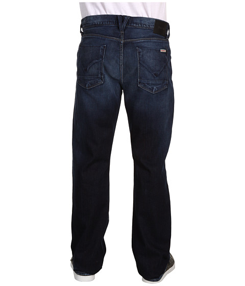Blugi Hudson - Clifton Slim Bootcut in Conductor - Conductor