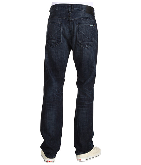 Blugi Hudson - Dandy Slouchy Straight in GMT - GMT Wash