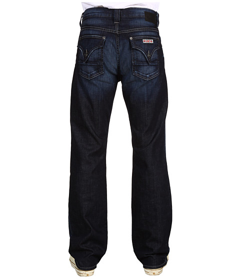 Blugi Hudson - Gavin Relaxed Bootcut Flap Pocket in Wickham - Wickham