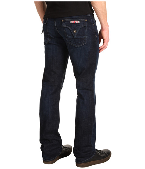 Blugi Hudson - Webber Flap Pocket Bootcut in Bevel - Bevel