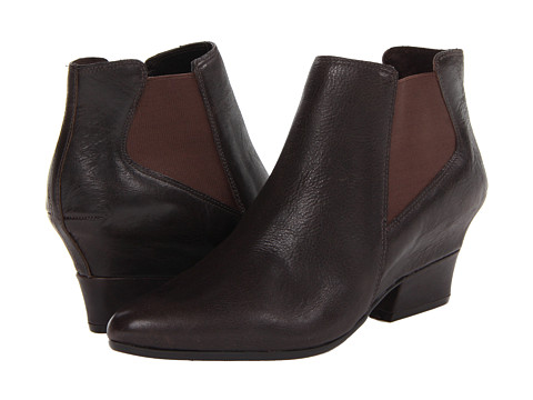 Botine French Connection - Syla - Dark Brown