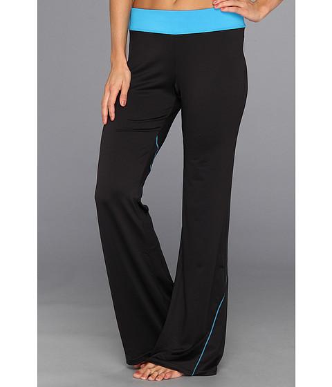 Pantaloni Fila - Day Glo Pant - Black/Atomic Blue