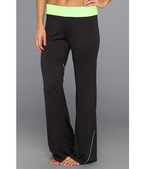 Pantaloni Fila - Day Glo Pant - Black/Green Gecko