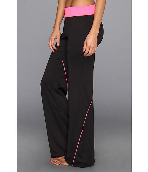 Pantaloni Fila - Day Glo Pant - Black/Knockout Pink