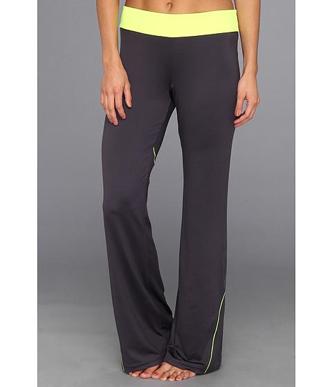 Pantaloni Fila - Day Glo Pant - Ebony/Safety Yellow