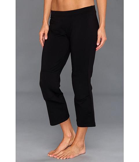 Pantaloni Fila - W Knee Pad Yoga Capri - Black