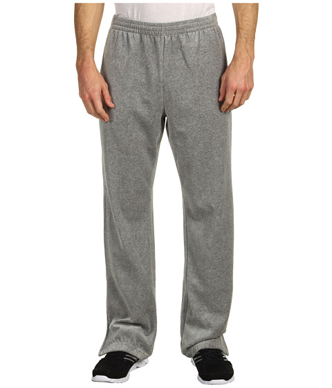 Pantaloni Fila - Solid Velour Pant - Grey Heather