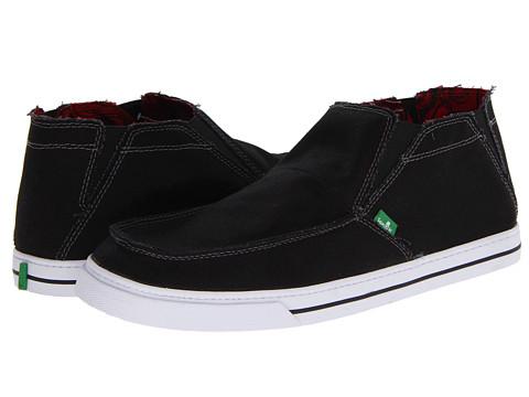 Adidasi Sanuk - Baseline Mid - Black
