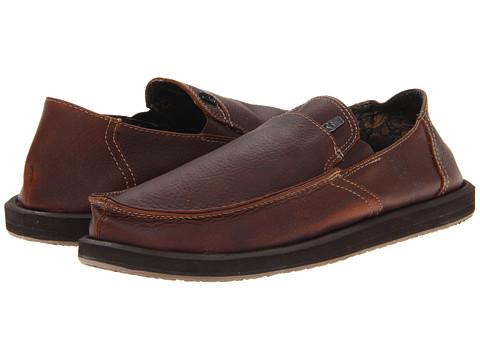 Pantofi Sanuk - Kingpin - Brown