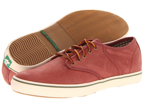 Adidasi PF Flyers - Exeter Suede - Burgundy