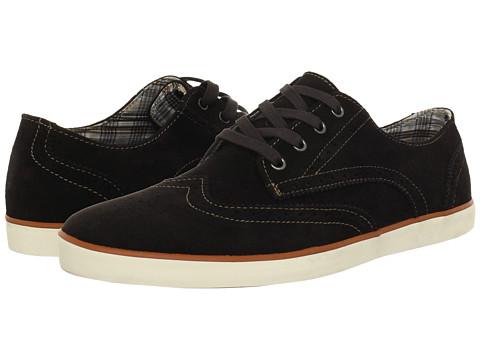 Pantofi Clarks - Sutter - Espresso Suede