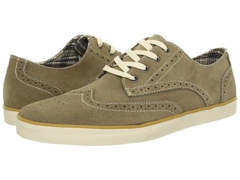 Pantofi Clarks - Sutter - Taupe Suede