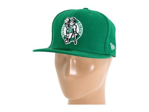 Sepci New Era - 59FIFTYî Boston Celtics - Team Color Green