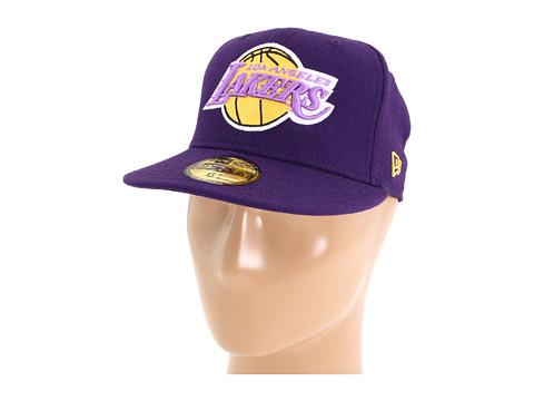 Sepci New Era - 59FIFTYî Los Angeles Lakers - Team Color Purple