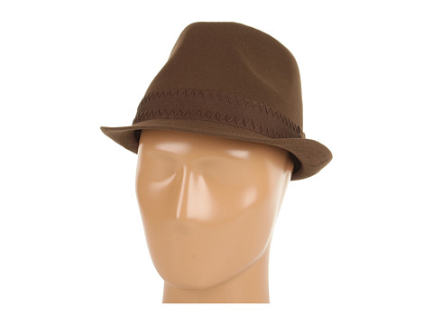 Sepci New Era - EKî Ragtime Fedora - Walnut