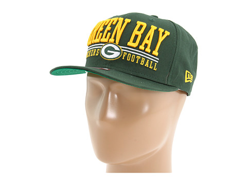 Sepci New Era - Green Bay Packers NFLî Lateral 9FIFTYâ⢠Snapback - Green Bay Packers