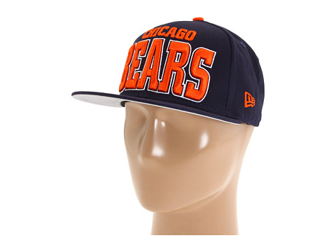 Sepci New Era - Solid Snap NFL 9FIFTY - Chicago Bears - Chicago Bears