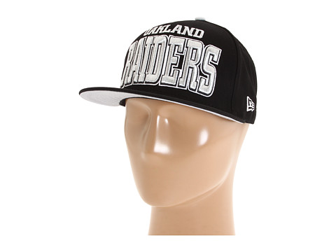 Sepci New Era - Solid Snap NFL 9FIFTY - Oakland Raiders - Oakland Raiders