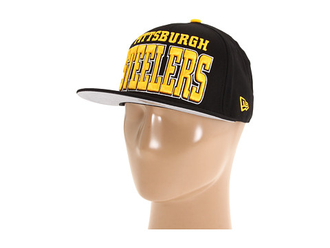 Sepci New Era - Solid Snap NFL 9FIFTY - Pittsburgh Steelers - Pittsburgh Steelers