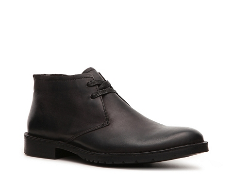 Ghete John Varvatos - Driggs Chukka Boot - Black