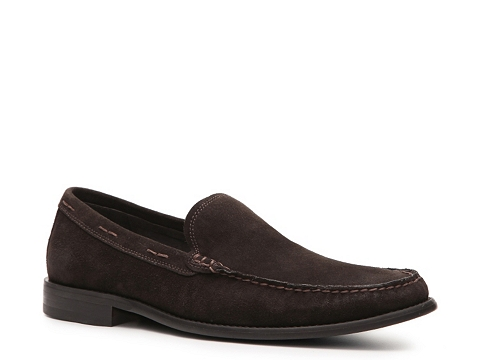 Pantofi John Varvatos - Buck Venetian Loafer - Brown