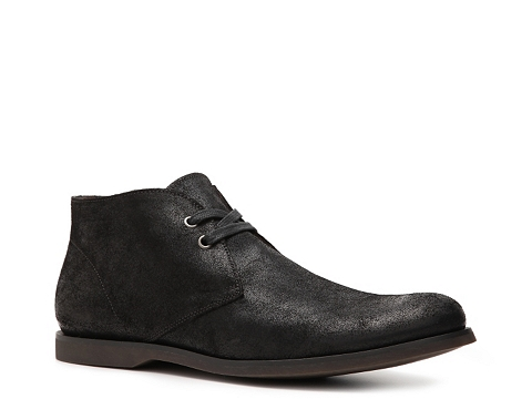 Ghete John Varvatos - Filmore Chukka Boot - Black