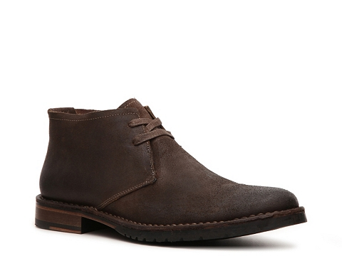 Ghete John Varvatos - Driggs Chukka Boot - Chocolate