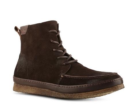 Poza Pantofi John Varvatos - U.S.A. Henley Boot - Brown