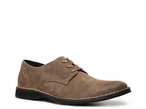 Pantofi John Varvatos - U.S.A. Buck Oxford - Tan