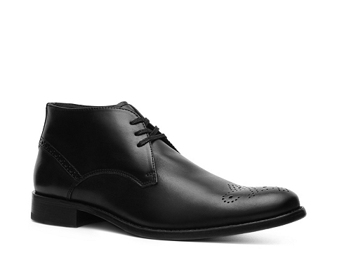 Ghete John Varvatos - Dress Chukka Boot - Black