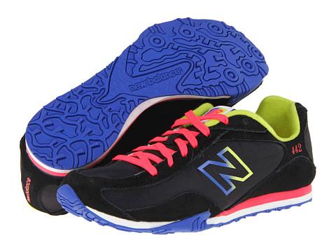 Adidasi New Balance - WL442 - Black Multi