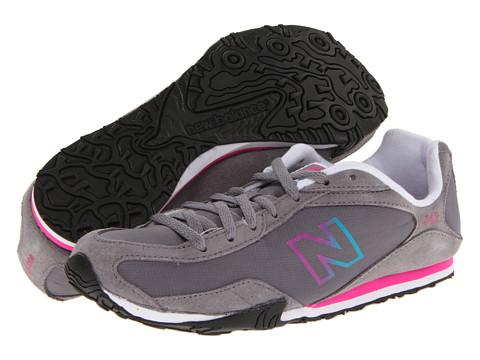 Adidasi New Balance - WL442 - Dark Grey/Pink