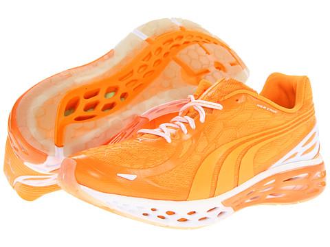 Adidasi PUMA - Bioweb Elite Glow - Fluo Orange