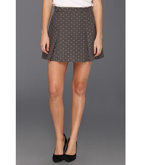 Fuste BCBGeneration - Seamed Skirt - Medium Grey