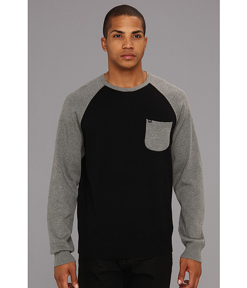 Bluze KR3W - Camden Sweater - Black/Gold