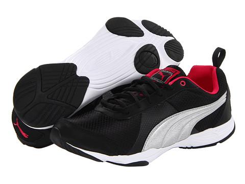 Adidasi PUMA - Flextrainer Wn\s - Black/Puma Silver