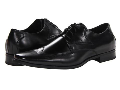 Pantofi Stacy Adams - Atticus - Black Leather