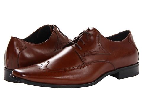 Pantofi Stacy Adams - Atticus - Cognac Leather