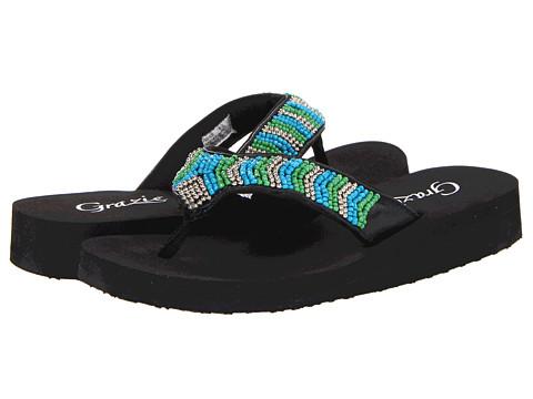 Sandale Grazie - Splash - Turquoise