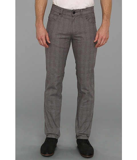 Pantaloni DKNY - Y/D Check 5-Pocket Pant-Bleecker Fit - Grey