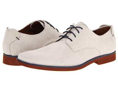Pantofi Stacy Adams - Tremain - Oyster Suede
