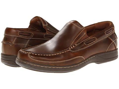 Pantofi Florsheim - Lakeside LX Slip - Cognac