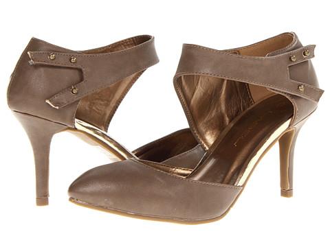 Pantofi C Label - Renee-2 - Taupe