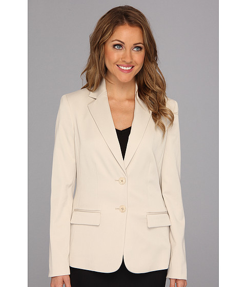 Jachete Anne Klein New York - Two Button Suit Jacket - Heather Beechwood